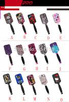 Wet&Dry Paddle Brush Comb Detangle Hair Brush Tangle Comb Antistatic Massage Brush Free Shipping