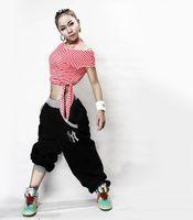 2014 New Fashion Hip Hop Sports Dancer Jeans Pants Unique Casual Loose Trousers Red/Gray/Black Size M-XXL Y50*E2742#S7