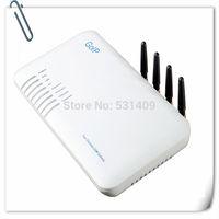 4 port GSM gateway,GSM VoIP Gateway, DBL GOIP4. Support VPN & IMEI change&SMS
