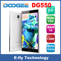 """in stock DOOGEE DG550 DAGGER MTK6592 Octa Core Cell Phone Android 4.2 5.5"""" 1GB RAM 16GB 8mp camera 3G/GPS smartphone 2014 new"""