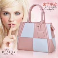 The new fashion Women genuine leather handbag Brand new real handbag vintage bag fashion female bag for women