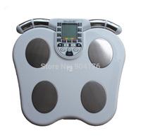 Bodecoder Digital Fitness BIA Body Fat Monitor Fat Analyzer Electronic Fat Scale Body Composition Analyzer