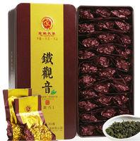 New Anxi tie guan yin Oolong tea 250g,Fragrance type premium fujian tieguanyin chinese wu long organic gift box pack wulong teas