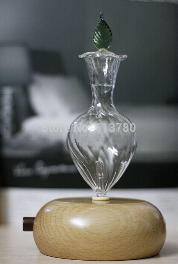 difusor de aromaterapia ultra-sônica portátil íons negativos fragrância óleos essenciais aroma difusor nebulizador instrumento máquina(China (Mainland))
