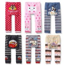 Pattern Printed Boy Girls Kids Pant Baby Toddler Cotton Pant PP Trousers Bottoms Dropshipping Freeshipping(China (Mainland))