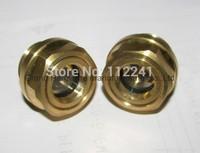 M27x1.5 Brass Sight glass