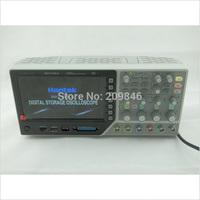 DHLFreeshipping Hantek MSO7104BLG 3 in 1 4Ch Oscilloscope 8 Ch Logic Analyzer 25MHz Arb. Waveform Generator 2Gsa/s 100MHz 32K