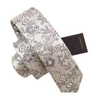 Free Delivery with GIFT BOX  Brand Ties For Men Gravata Slim Tie Casual Men's Ties 5.5CM Gravatas Masculinas Skinny Tie Necktie
