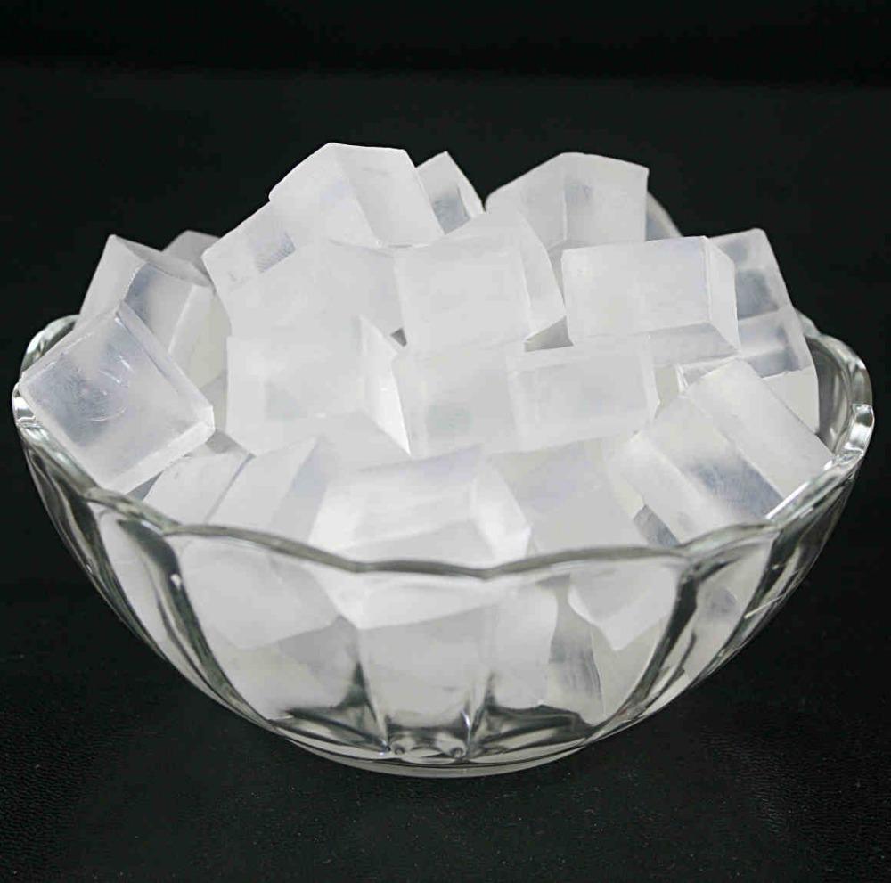 المواد الخام الطبيعية قاعدة الصابون الشفاف ل diy اليدوية الصابون استخدام 1 حقيبة = 500 جرام ل صنع الصابون(China (Mainland))
