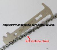 Bicycle chain wear indicator 7-10 speed chains bicycle tools chrome vanadium bike riding for KMC bikehandtool chain checker tool
