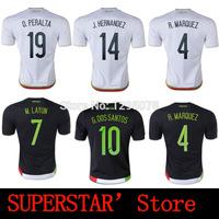 к 2015 году Топ Таиланд Марсель Джерси 14 15 gignac Вальбуэна 28 Шейру camiseta Олимпик черная футбол Джерси