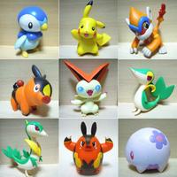 2014 New 30pc 6-8cm Pokemon for Kids Gift