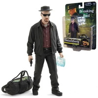 6'' Breaking bad action figure Heisenberg Mezco Mr. Walter White classic toys COLLECTIBLE Action Figure NEW AND SEALED