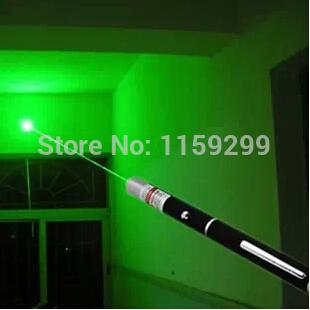 5mw 50mw 100mw 200mw 500mw cheapest green Laser Pen Laser pointer GREEN laser light, Free Shipping(China (Mainland))