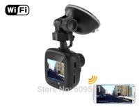 WIFI Mini Car Dvrs Full HD 1080P Car Video D37 AIT Chip as good as Ambarella Mini Recorder Neoline CUBEX V11 Free shipping