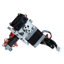 Wholesale& retail JIETAI 0.5mm nozzle 3mm filament Assembled Extruder GT7 for 3D printer