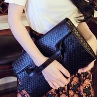 fashion women bags handbags shoulder bags day clutches evening bags elegant style snake skin  free ship