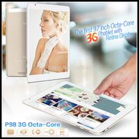 Teclast P98 3G Phone Tablet PC Octa Core 9.7 inch Retina Screen 2048 x 1536 GPS Bluetooth 2GB Ram 16GB