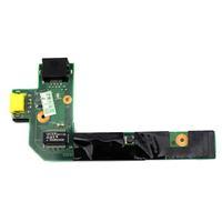 OEM NEW For IBM Lenovo E420 E520 E525 DC sub Jack LAN board card 04W1867 04W2083