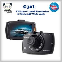 2014 new G30L Car DVR Novatek 96620 Car DVR with 1080P 2.7 inch TFT Screen HDMI G-Sensor Night Vision 140 Degree Angle Lens