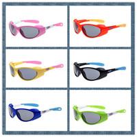 New fashion Child sun glasses pretty children eyewear kids polarized glasses colorful Girls accessories 1pc EG016