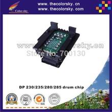 (TY-XDP230D) drum counter reset chip for Xerox DocuPrint DP 230 235 280 285 DP230 DP235 DP280 DP285 BK 006R61421 20k free DHL