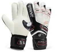 Free shipping Thickened Reusch 's top goalkeeper golves football  goalkeeper gloves soccer gloves- LATEX palm palmeiras soccer02