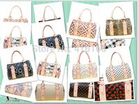 Women's handbag fashion vintage one shoulder handbag bucket handbag