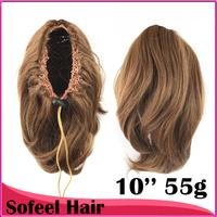 Hair Bun Chignon, Synthetic Donut Hair Roller Hairpieces, 1pc