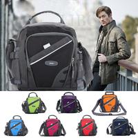 2014 fashion men fitness messenger bag Brand Casual Shoulder nylon tennis satchel gym sports travel handbag ipad 3 holder bolsas