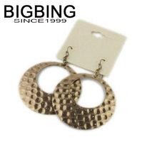 BigBing  jewelry fashion  circle dangle earring Fashion jewelry fashion earring good quality  nickel free S624