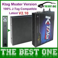 Universal ECU Programmer Ktag 2014 K Tag Master Version With Newest V2.06 Works For Multi-cars K-tag 100% J-Tag Compatible