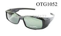 6pcs OTG1052 overfit polarized Sunglasses Polaroid Fit Over Glasses Outdoor Sports Fishing gafas de sol lunettes oculos lentes