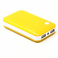 W3 7800mAh portable emergency for external battery charger