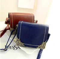 NEW bags Hollow carved chunks bag 2014 women retro bolsa feminina vintage one shoulder crossbody mini messenger  female handbag