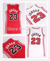 Michael Jordan Women Basketball Dress ,Chicago #23 Michael Jordan Red White New Rev 30 Basketball Sportswear Free Shipping
