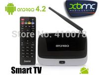 MK888B (K-R42/CS918 Q7) Android 4.4 TV Box RK3188 Quad Core IPTV RJ-45 USB WiFi XBMC Smart TV Media Player w/ Remote Controller