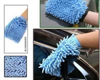 Hot 2014 New Ultrafine Fiber Chenille Anthozoan Car Wash Gloves Car Washer Supplies Coral Fleece Clay Bar Free Shipping