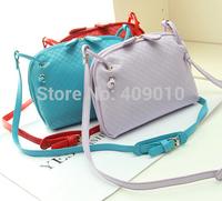 Fashion Women Handbag PU Woven Many Colors For Choosing Simple Grace Multifunction
