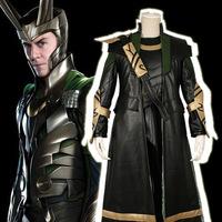 Thor: The Dark World Loki cosplay costume