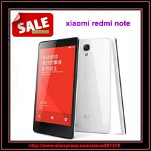 Original Xiaomi redmi Note 4G FDD LTE mobile phone 2GB Ram 8GB Qualcomm quad core 5.5 inch 3100mah 13MP OTG MIUI V5 Google play(Hong Kong)