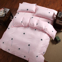 Promotion !!!Free Shipping Printing Bedding bed linen4pcs Bedding Set duvet set bed set bed linen