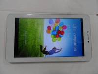 New 7 Inch 3G Phone Call Tablet PC MTK MT8312  Dual Core 1.3GHz Android 4.2.2 Inbuilt Sim slot Dual Camera
