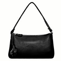 2015 fashion genuine leather bag female small shoulder bag brand women messenger bags tassel bolsas casual