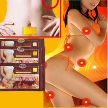 Hot The Third Generation Slimming Navel Stick Slim Patch Weight Loss Burning Fat Patch Free Shipping
