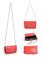 2014 Sac Desigual Bag Fashion Summer Candy Lady Messenger Bag Rivet Small Chain Bags Cheap Mini Shoulder Crossbody bag Beautiful