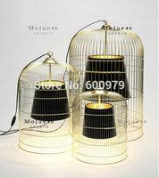 Free shipping fashion  lamp black  stainless  Sun set pendat light