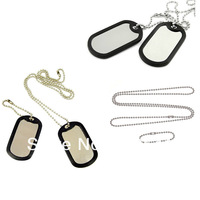 HOT Selling Free Shipping 50*29mm Aluminum Alloy Military Army Tags Pet Products Pet Tags Custom Dog Cat ID Tags