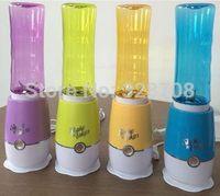 Free shipping 20Pcs/lot  newest Shake N Take 3 juice Machine Mini electronic Juicer Pocket Sports Bottle Blender as seen on Tv