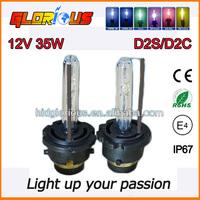 Free Shipping 2 PCS  hid lamp 35W 4300K 5000K 6000K 8000K D2S D2C,D2S 5000K